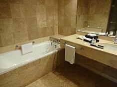 Bathroom in Grand Suite King
