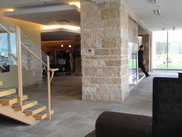 Lobby, Inn at the Forks, Winnipeg, Manitoba, Canada