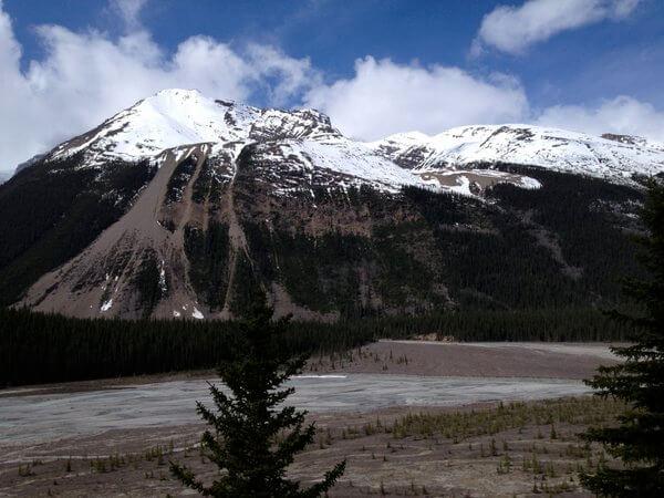 Icefields Parkway, Jasper National Park, Jasper, Alberta, Canada