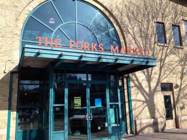 The Forks Market, Winnipeg, Manitoba, Canada