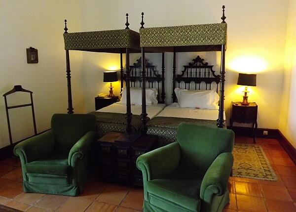 Pousada hotel Estremoz review