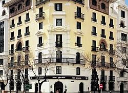 NH Embajada Madrid