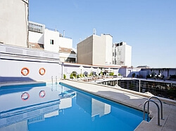 NH hotel deal madrid