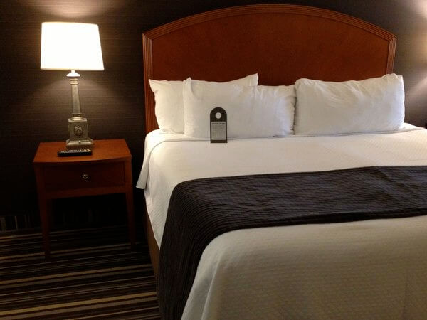Guest room, Cambridge Suites Hotel, Halifax, Nova Scotia