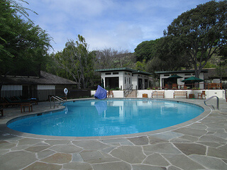 Quail Lodge Pool