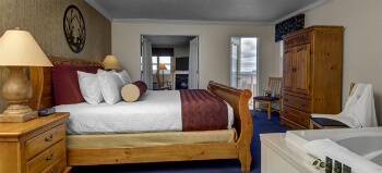 Luxury on the shores of Lake Michigan at the Cherry Tree Inn and Suites