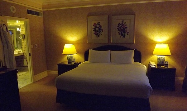 Fairmont Royal York room
