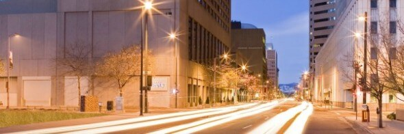 The Grand Hyatt Denver is located in the heart of the city on 17th and Welton, just one block from the 16th Street Mall.