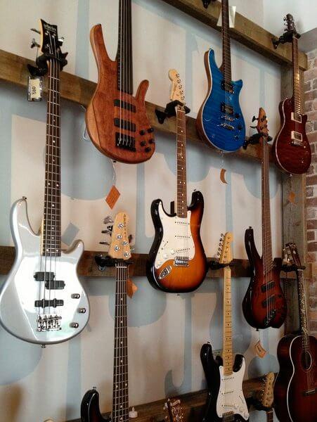 Village Guitar & Amp, Riversdale, Saskatoon, Saskatchewan