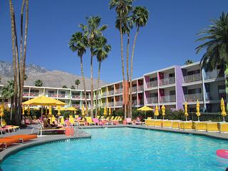 Saguaro pool