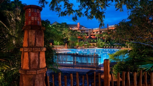 Step Into The Heart Of Africa At Walt Disney World S