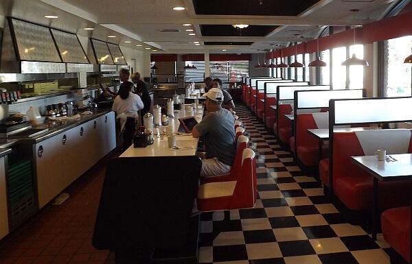 Red's Restaurant Salt Lake