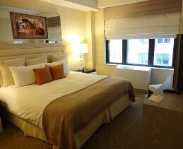 One-bedroom Suite at the Benjamin Hotel