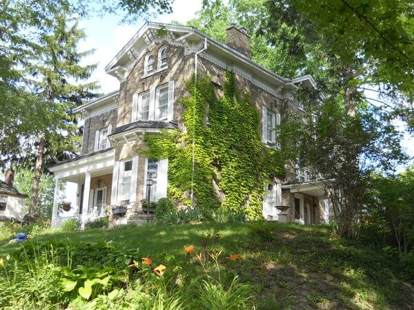 Exterior, Hillcrest House B&B, Waterloo, Ontario, Canada
