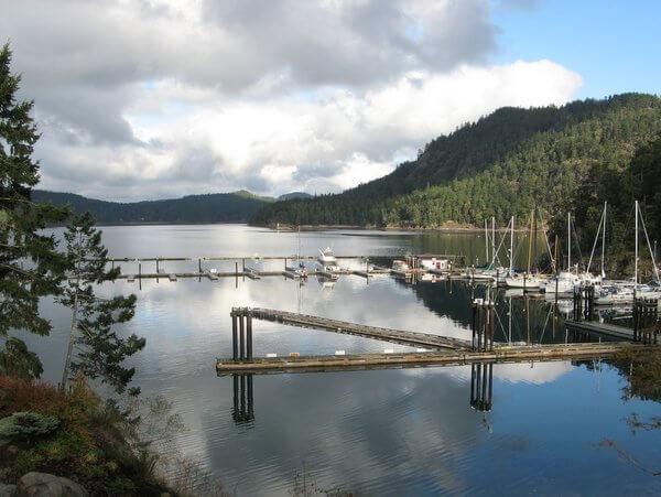 Poets Cove Resort, Pender Island, British Columbia, Canada