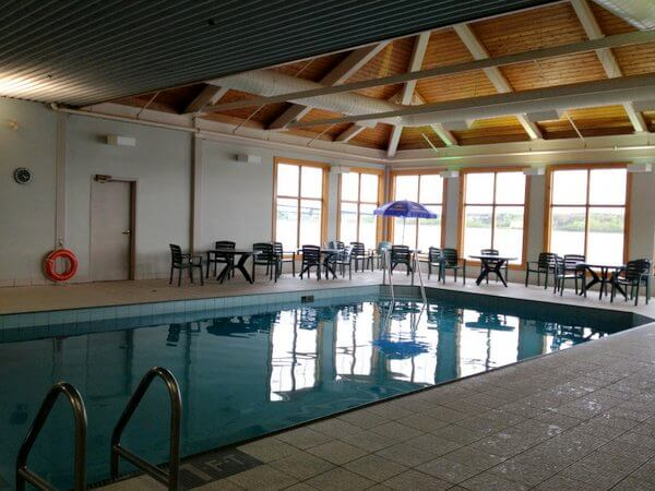 Pool Rodd Miramichi River Hotel New Brunswick