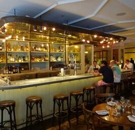 Inside the National Bar