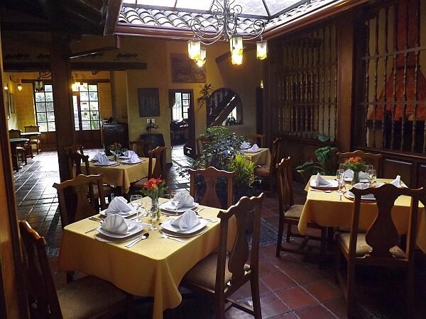 Caballo Campana restaurant