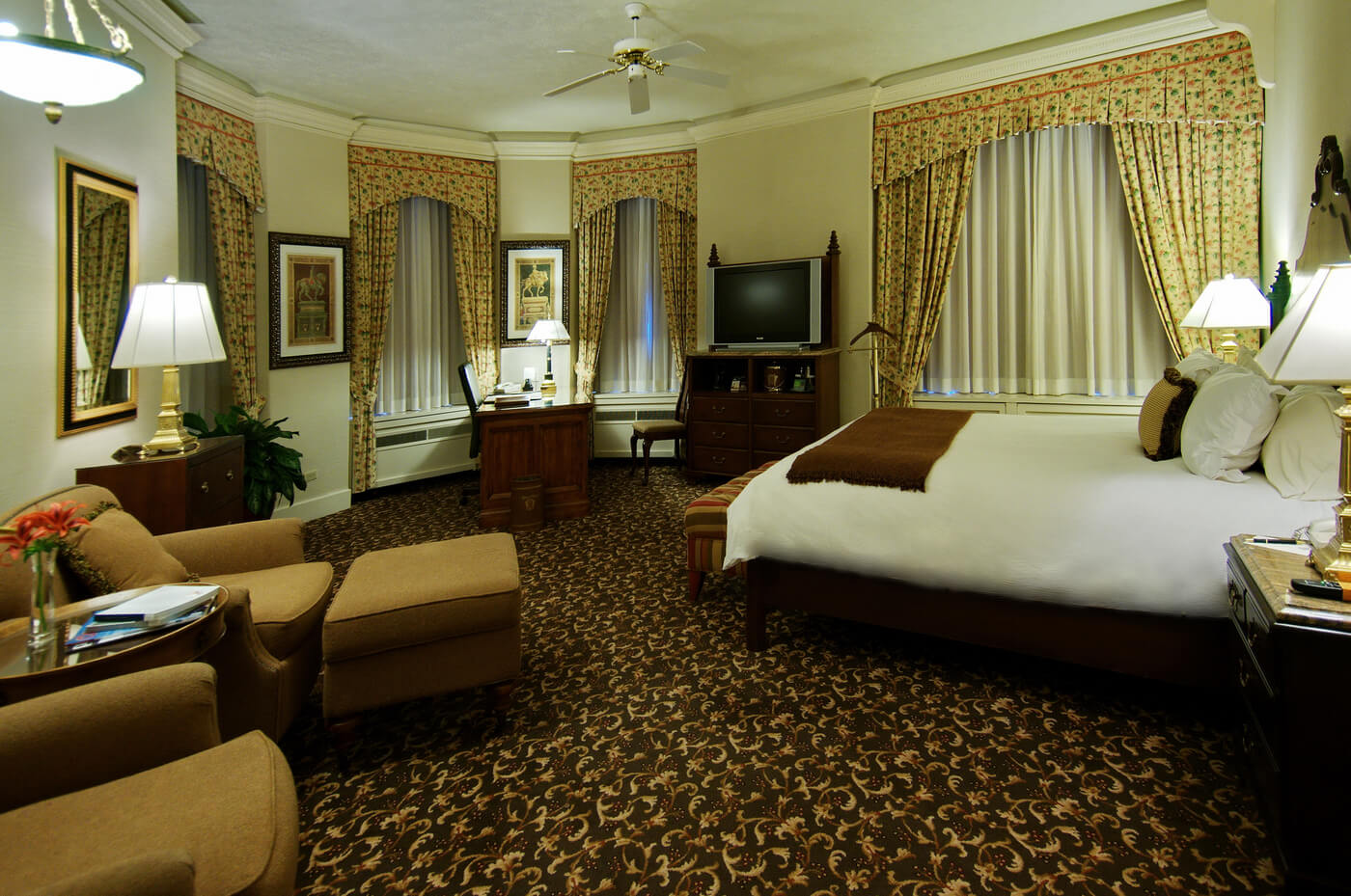 Denver S Historic Brown Palace Hotel Amp Spa