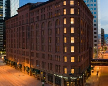 Haunted Hotels in Downtown Denver