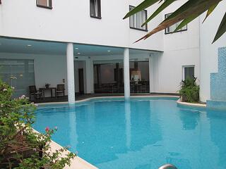 Hotel do Colegio pool
