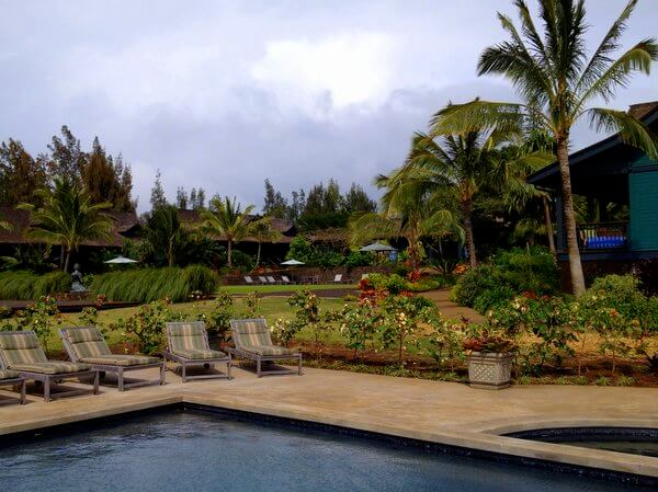 Lumeria Maui grounds, Maui, Hawaii