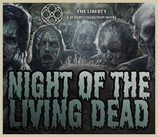 Night of Living Dead in Boston