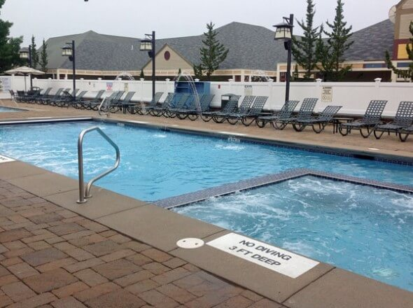 North Conway Grand Pool