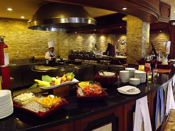Oro Verde Restaurant