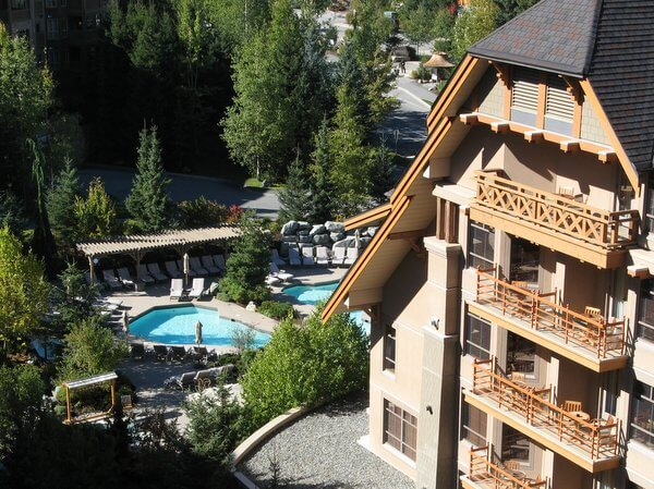 Four Seasons Resort Whistler, British Columbia, Canada