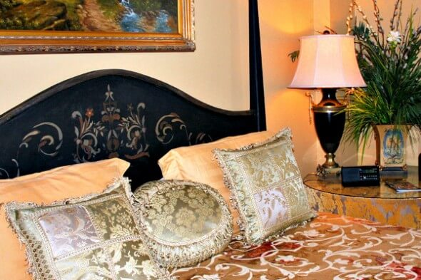 Jackson's only designer boutique hotel, Old Capitol Inn