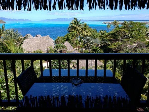 Maitai room view