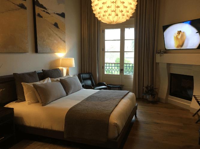 Room at SingleThread Inn