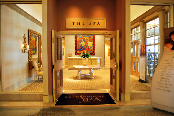 The Spa at Beau Rivage