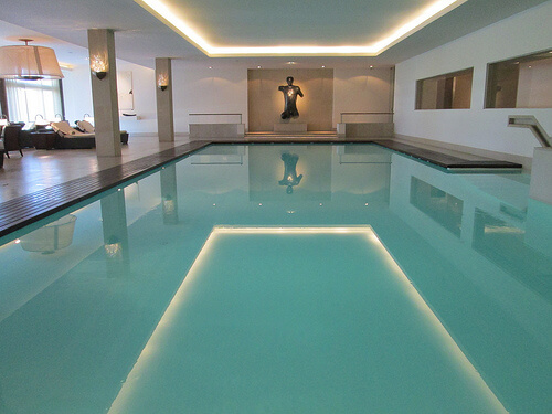 Four Seasons Lisbon pool