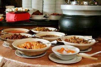 The Taiwan Porridge Buffet