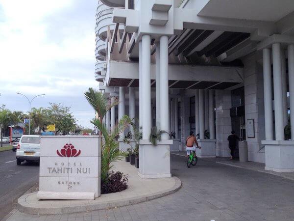 Hotel Tahiti Nui, Papeete, Tahiti, French Polynesia