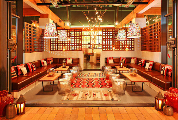 Westin Westminster offers on-site dining at the Kachina Southwestern Grill