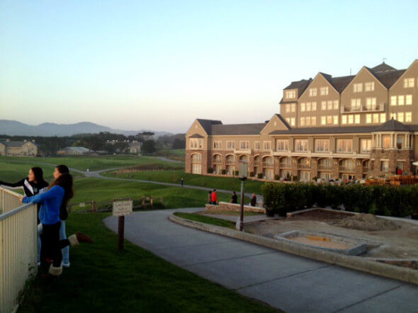 The Ritz-Carlton at Half Moon Bay