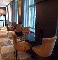 Lobby at Hotel Telegraaf