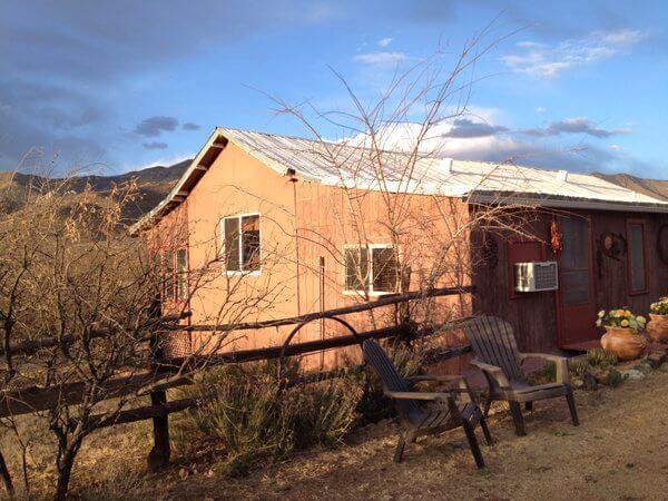Guest House, Dos Cabezas Spirit and Nature Retreat, Willcox, Arizona