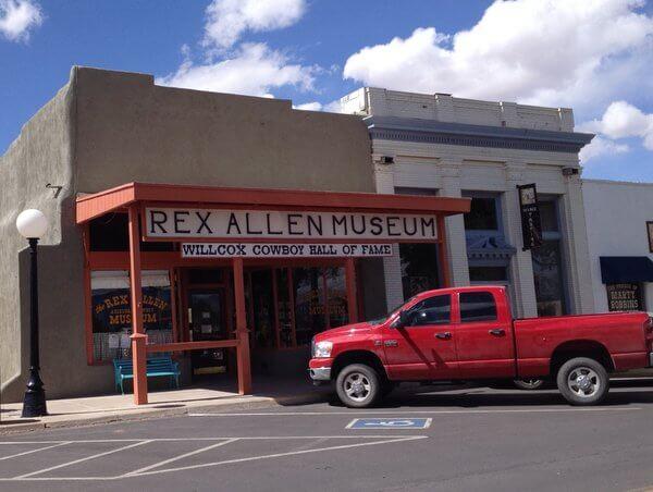 Rex Allen Museum, Willcox, Arizona
