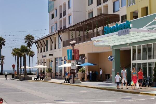 Exterior, Shorebreak Hotel, Huntington Beach, California