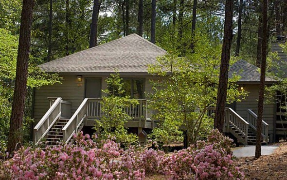 A True Callaway Gardens Escape, Southern Pine Cottages