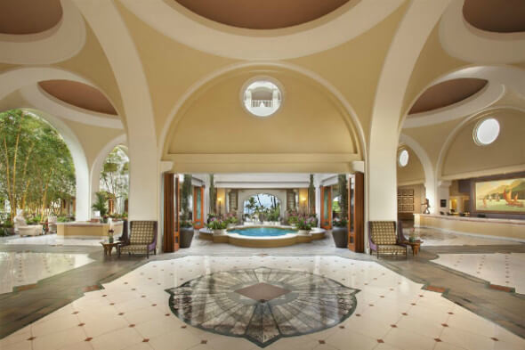 Fairmont kea lani maui for Hotel design kea