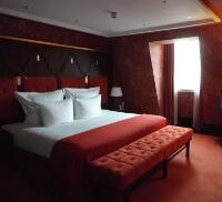 Premium Deluxe Room at Hotel De L'Europe