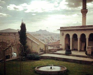 Argos in Cappadocia: The Village with a Reception Desk