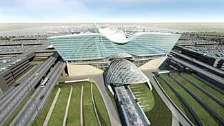 The Westin Denver International Airport rendering.