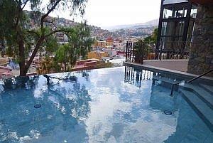 Where to Stay in Central Guanajuato, Mexico