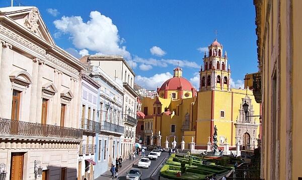Guanajuato Centro hotels